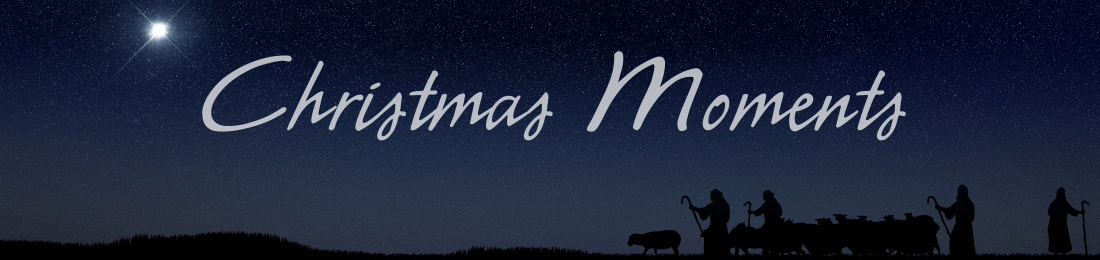 Christmas Moments header