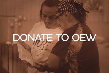 Donate to OEW