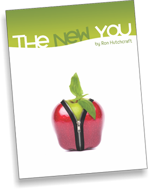 The New You e-book cover
