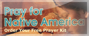 Pray For Native America Youth Kit